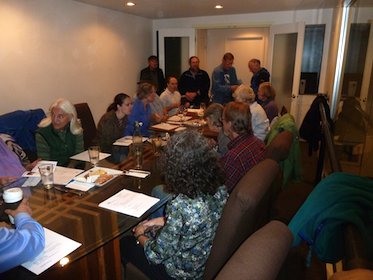 Eugene Neighbors Inc. Annual Meeting, 2014